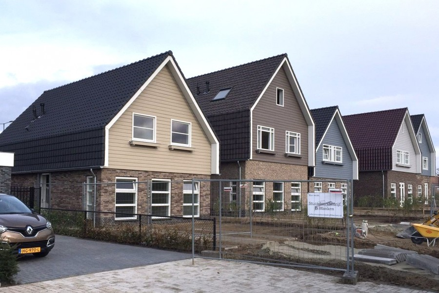 Wonen à la Carte in Bastion Orange, Bergen op Zoom